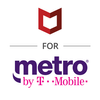 Icona McAfee® Security for Metro®