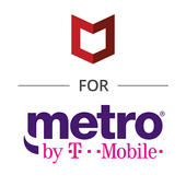 McAfee® Security for Metro® icon
