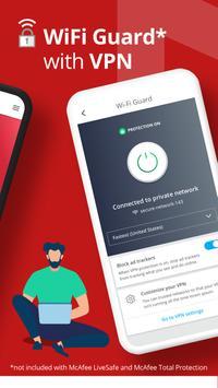 Mobile Security: VPN Proxy & Anti Theft Safe WiFi screenshot 2