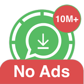 WhatsApp Status Saver/Downloader - No ads icon