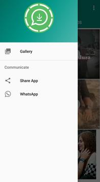 WhatsApp Status Saver/Downloader - No ads screenshot 2