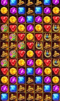 Mysterious Pharaoh Cursed Jewels screenshot 1