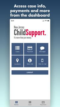 NJ Child Support स्क्रीनशॉट 2