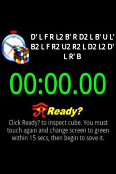 Magic Cube Timer(voice) poster