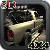 4x4 Offroad Truck icon