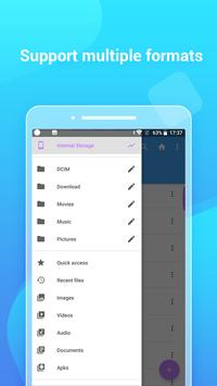 X File Manager - Simple, Fast, Powerful screenshot 2