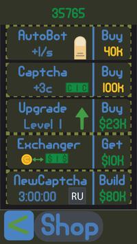 Captcha Clicker screenshot 1