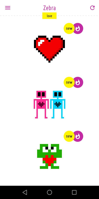 Android Icin Kare Boyama Kalp Oyunlari Sevgililer Gunu Apk Yi