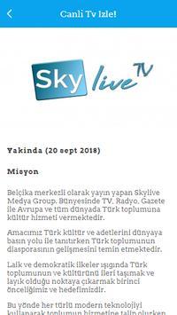 Skylive screenshot 1
