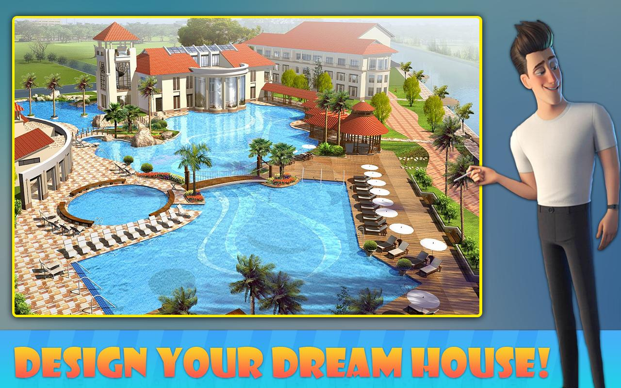 Home Design Makeover My Dream House Reno & Decor für Android ...