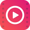 lecteur vidéo icône