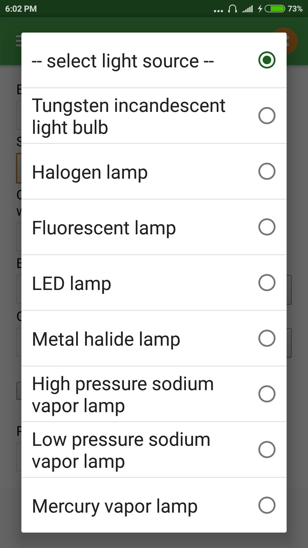 Lighting Calculator for Android - APK Download
