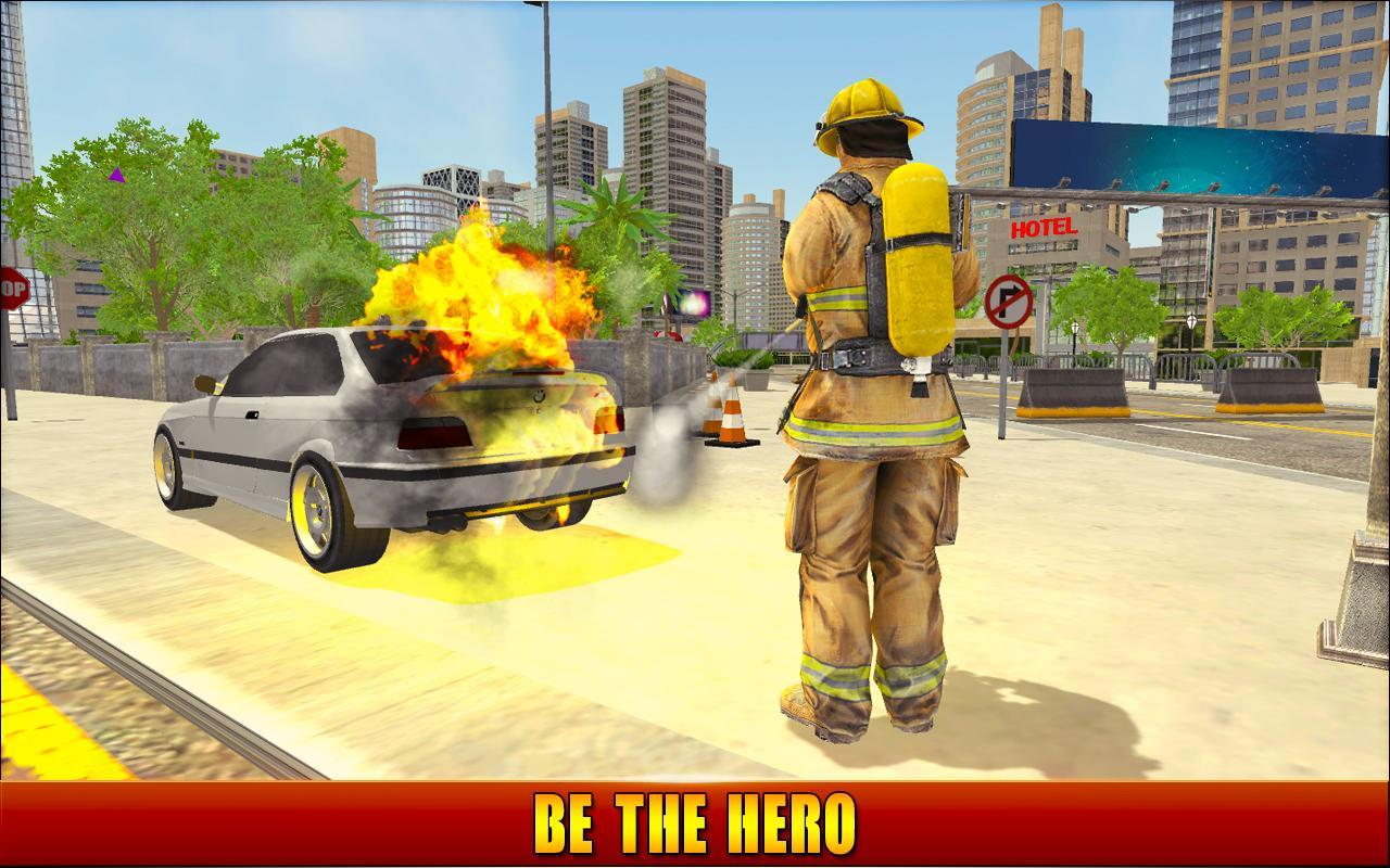 Firefighter Simulator 2018 for Android - APK Download
