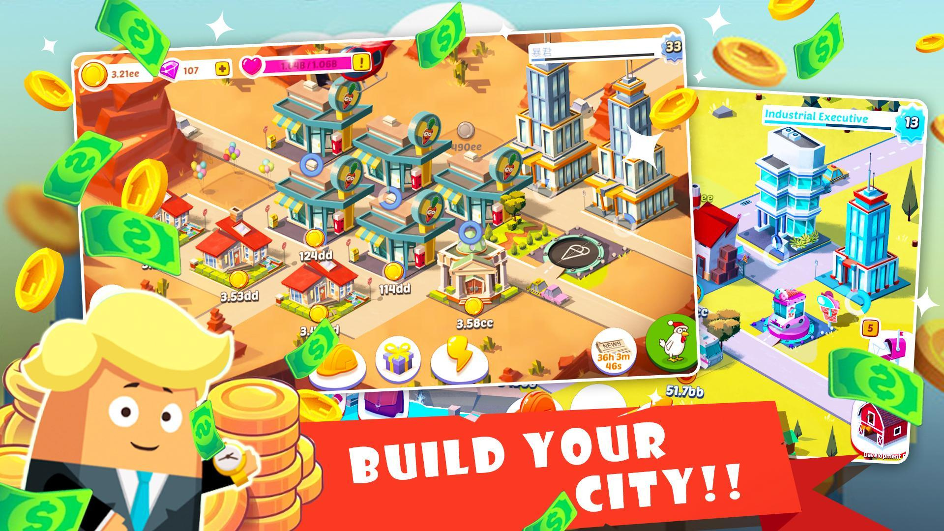 El Mayor Tycoon Roblox Game Idle Mayor Tycoon For Android Apk Download