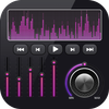 Mp3 player, Music player - Bands Equalizer أيقونة