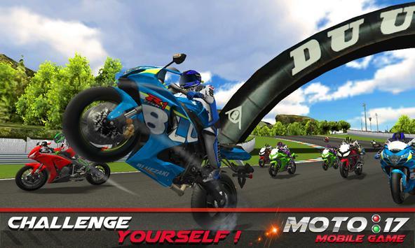 Real Moto Bike Rider 3D - Highway Racing Game 2020 screenshot 3