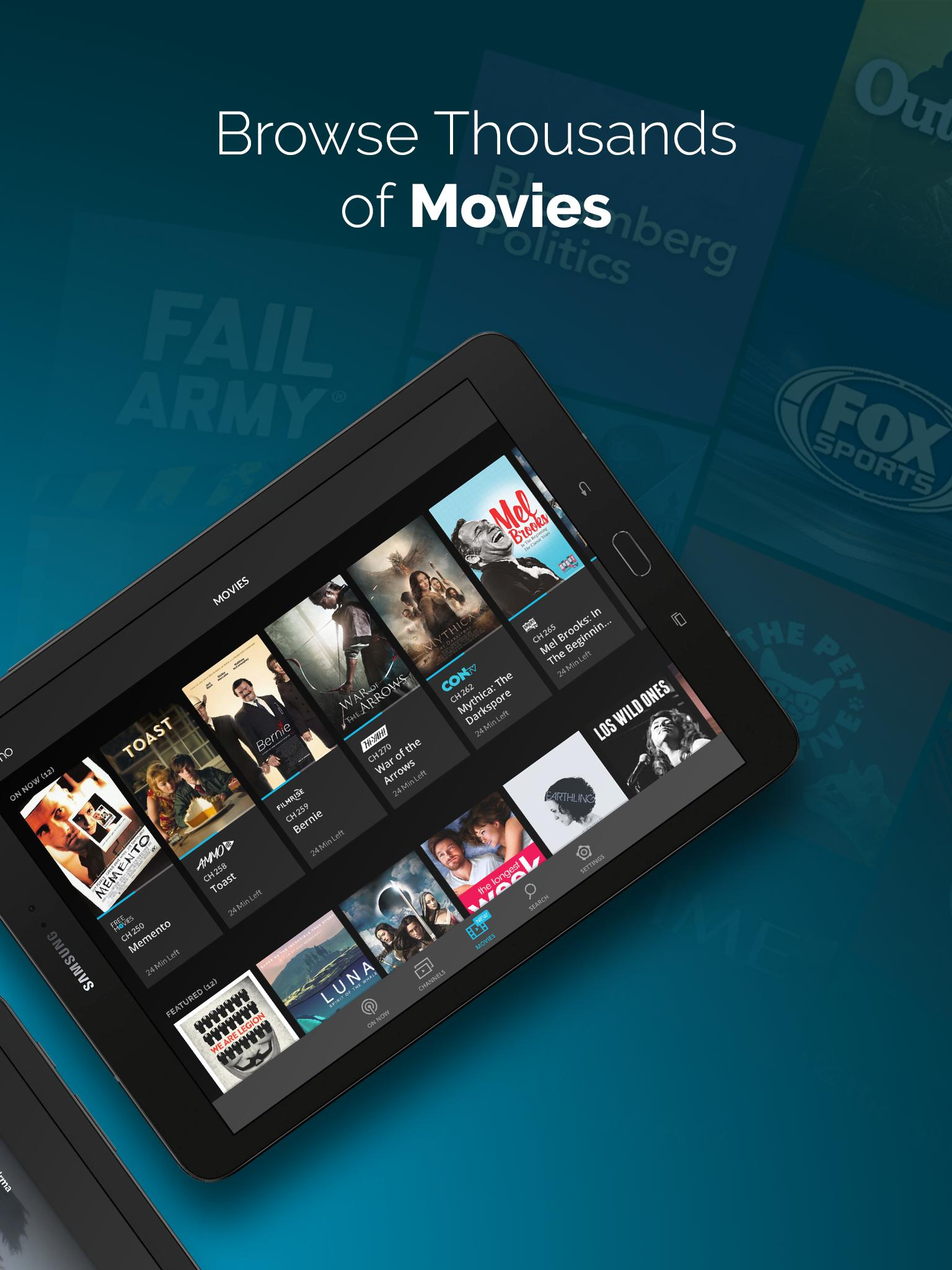 XUMO: Free Streaming TV Shows and Movies for Android - APK