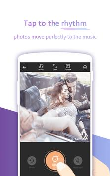 Music Video Maker with FX, Video Editor–TapSlide poster