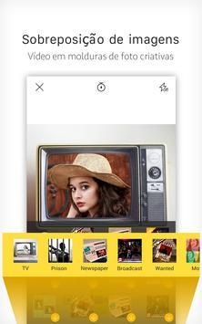 PIP Câmara - fotos, vídeos de música imagem de tela 1