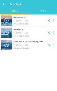 Video to MP3 Converter & Compressor - VidCompact screenshot 7
