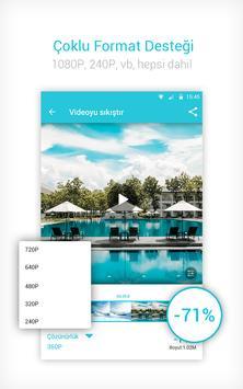 Video MP3 Converter, Video Kompresör Ekran Görüntüsü 2