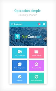 Video to MP3 Converter, Video Compressor Poster