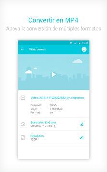 Video to MP3 Converter, Video Compressor captura de pantalla 1