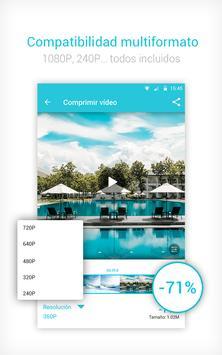 Video to MP3 Converter, Video Compressor captura de pantalla 3