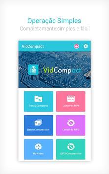 Video to MP3 Converter, Compressor de Vídeo Cartaz