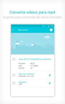 Video to MP3 Converter, Compressor de Vídeo imagem de tela 1