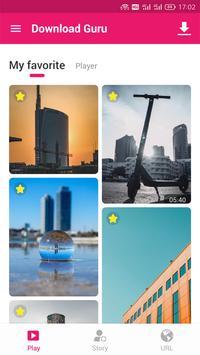 Video İndirici ve Oynatıcı - İndirme Gurusu Ekran Görüntüsü 6