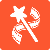 動画編集はVideoShow - 魔法のビデオエディタ アイコン