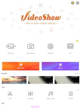 Video Editor & Maker VideoShow screenshot 10