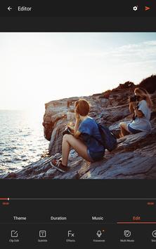 動画編集はVideoShow - 魔法のビデオエディタ スクリーンショット 14