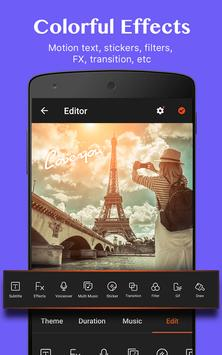 Video Editor, Video Maker, Beauty Camera-VideoShow screenshot 2