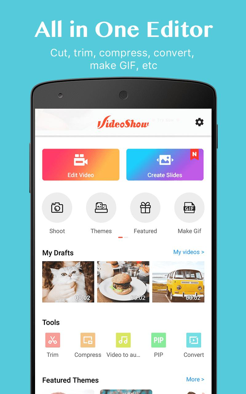 VideoShow for Android - APK Download