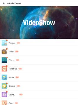 VideoShow imagem de tela 8