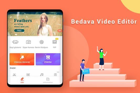 Video düzenleyicisi, yapma Ekran Görüntüsü 6
