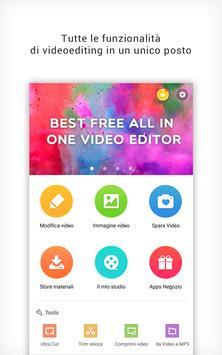 Poster VideoShowLite: editor video, taglio, foto, musica