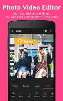 VideoShowLite:Video editor,cut,photo,music,no crop screenshot 3
