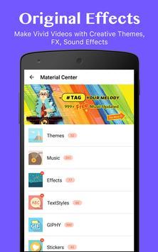 VideoShowLite:Video editor,cut,photo,music,no crop screenshot 4