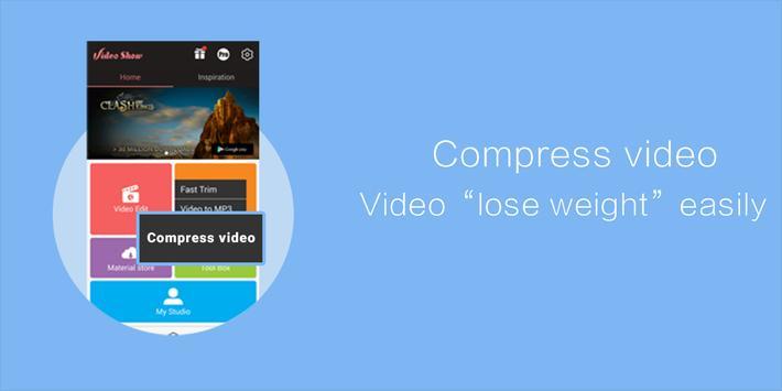 VideoShowLite:Video editor,cut,photo,music,no crop screenshot 7