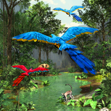 3D Rainforest Live Wallpaper