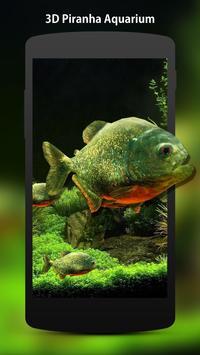 3D Fish Aquarium poster