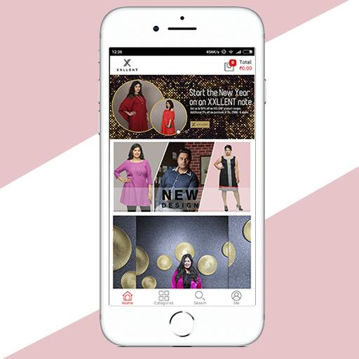 XXLLENT - Plus Size Clothing Store for Android - APK Download