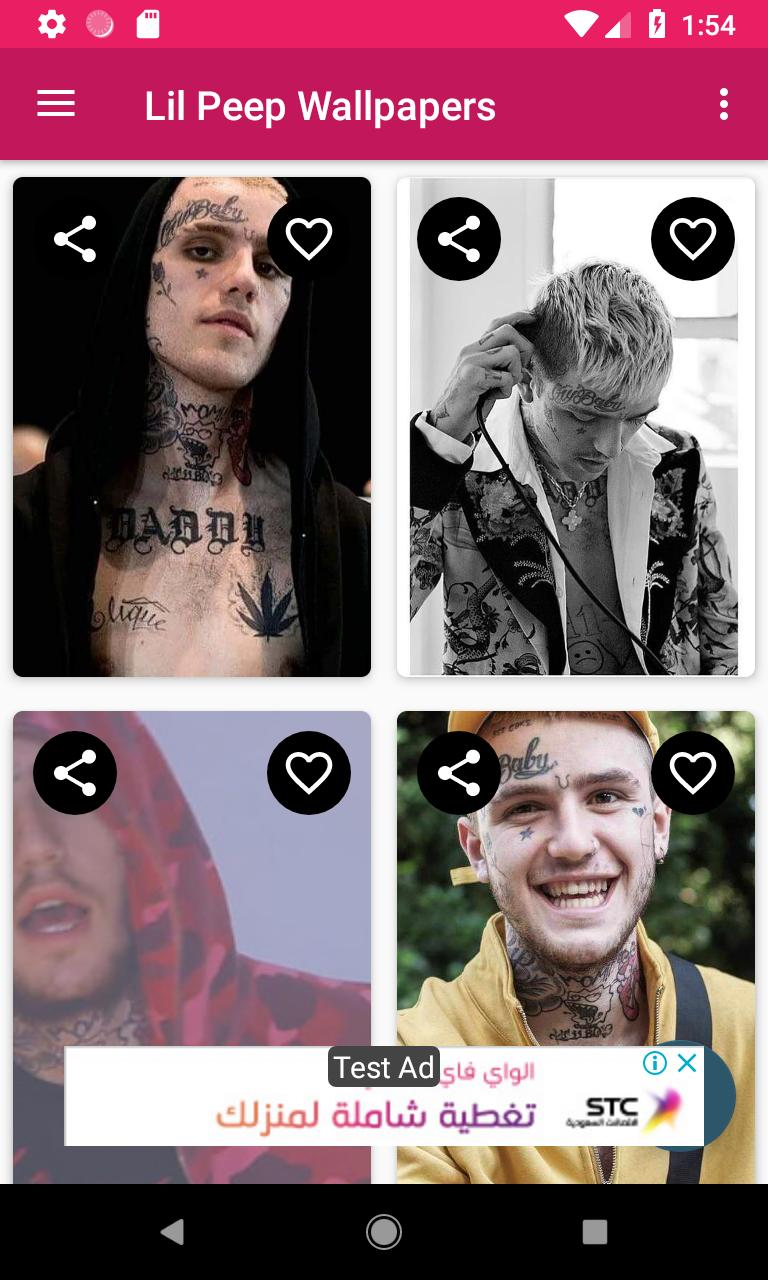 Lil Peep Wallpapers Videos For Android Apk Download