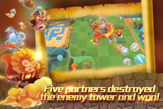Little Big Guardians.io screenshot 4