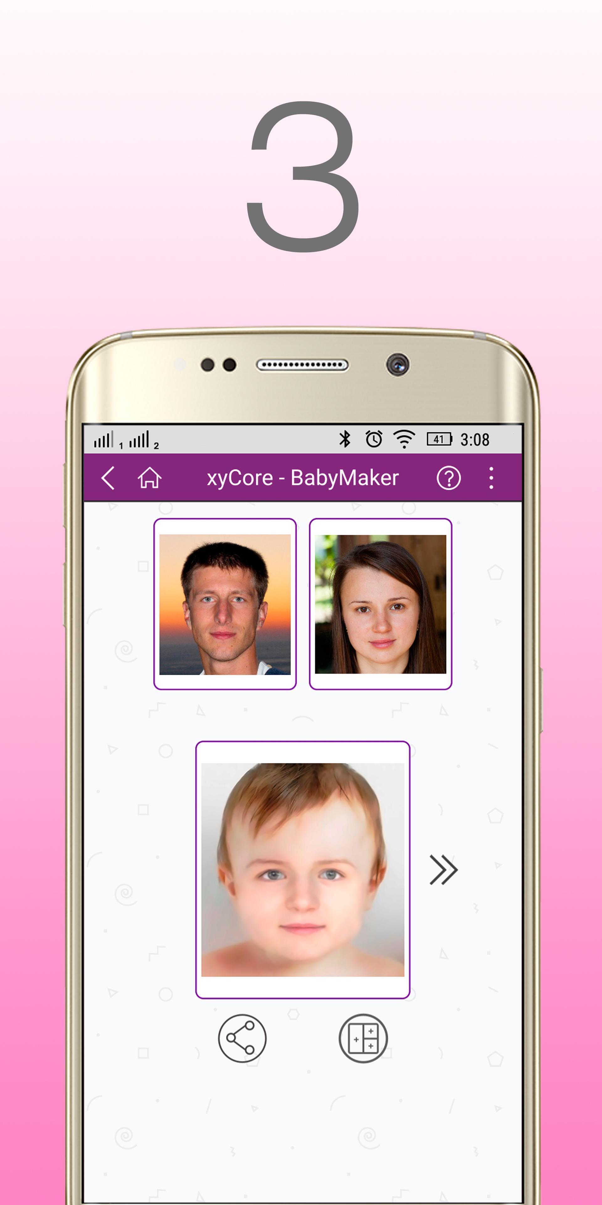 baby morph generator no download