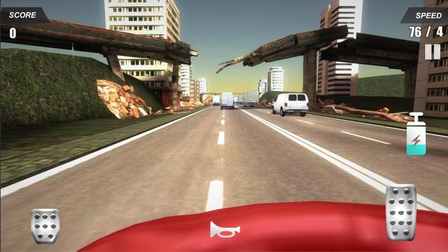 Racing Car In City screenshot 6