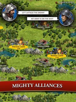 Lords & Knights 截图 10